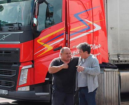Gerard Diez med Sasha