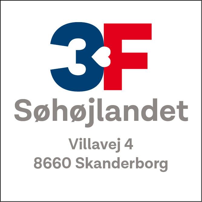 3F Søhøjlandet